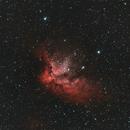 The wizard nebula,                                Corentin Martine