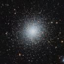 M13 Hercules Cluster,                                Mark Kuehner