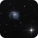 M99 - Coma Pinwheel Galaxy,                                Jonathan W MacCollum