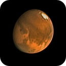 Mars on 15th August 2020 (LRGB) @35°,                                Henning Schmidt