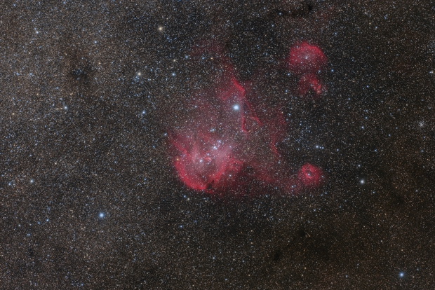 IC2948 the Running Chicken Nebula,                                tommy_nawratil