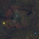 IC1396 Widefield,                                Steve