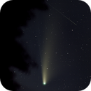 The Comet and the Meteor,                                urban.astronomer