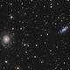 NGC 2985 and 3027,                                Garrett Hubing