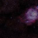 M8_nebulosa de la laguna,                                Alfredo Madrigal