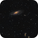 The ancient light of M106 & other galaxies,                                Orestis Pavlou
