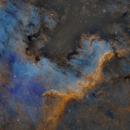 The Cygnus Wall,                                Paddy Gilliland
