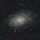 M33,                                Sean Heberly