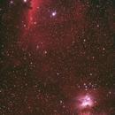 Part of Orion,                                Adrie Suijkerbuijk