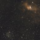 Bubble Nebula & M52,                                apothegary