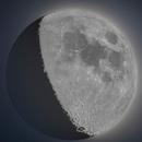 HDR moon,                                Bradley vanderklaauw