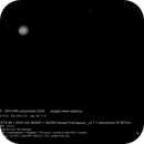 Jupiter - Saturn 2020 closer conjunction,                                Jesús Piñeiro V.
