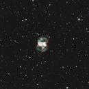 Little Dumbbell Nebula M76,                                Bruce Donzanti