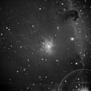 IC434 - Horsehead Nebula,                                Chad