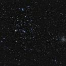 M35 und NGC 2158,                                Stefan Westphal