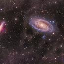 M81 & M82,                                Alex Woronow