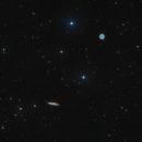 M97 & M108,                                Bart Delsaert