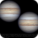 Jupiter 14 Jun 2019 - 12 min WinJ composite 1/2,                                Seb Lukas