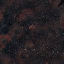 NGC 6888 Widefield,                                APK
