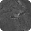 IC1396 Elephant´s trunk Ha starless.,                                lukfer