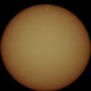 Our Sun and sunspot AR2765 a member of Solar Cycle 25,                                RonAdams