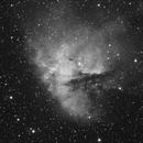 NGC 281,                                Phil Hosey