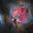M42 The Orion Nebula,                                Wissam Ayoub
