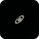 Saturn at opposition,                                Emanuele Chiapparelli