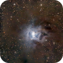 Iris nebula (NGC7023),                                Doc_HighCo