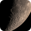 Moon Closeup 1 April 2017,                                Robert Eder