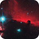 IC 434 Horsehead Nebula Halpha RGB ,                                Gianluca Belgrado