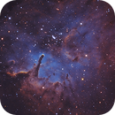 NGC6820 SHO,                                Christopher Gomez