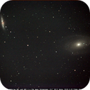 Bode's Nebulae,                                Bruce Donzanti