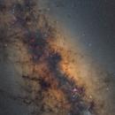 Teapot with Extra Tip - Saturn visiting the Galatic Center - Jul 2018 v1,                                Martin Junius