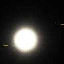 Phobos e Deimos,                                Carlos Alberto Palhares - OBSERVATÓRIO ZÊNITE