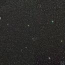 cometa 17P Holmes e la cometa 8P vicino alle galassie M33 e M31 e all'ammasso Ngc752,                                Rolando Ligustri