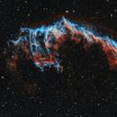 NGC 6992 HaOIIIRGB,                                Robert Schumann