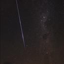 The ISS pass over Wattle Flat 19.4.20,                                Niall MacNeill