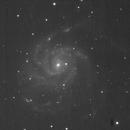 M101: Pinwheel Galaxy,                                smbz