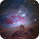 NGC1977  Running Man,                                Peter Rejto