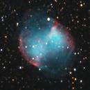 Dumbbell Nebula,                                Parker Kennedy