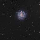 Galaxies and galaxy clusters in Ursa Major,                                wimvb