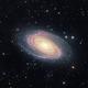 Ursa Major 's beauty - Bode 's Galaxy M81 - V2,                                Arnaud Peel