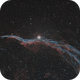 La petite dentelle du Cygne NGC 6960,                                Vincent F