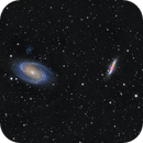 M81 and M82,                                AstroPoverty