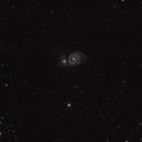 M 51,                                astronono