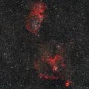 IC 1805-1848 Nikon 180 AI,                                Pulsar59