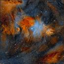 NGC2264 RGBHST,                                Pavol Kollarik