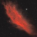 The California Nebula - NGC 1499,                                Rob Arkins
