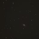 "Messier M64 - The Black Eye Galaxy thru 10"" f/3.9 Astrograph,                                TheGovernor"